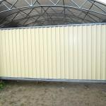 Автоматические сдвижные ворота в г. Ногинск