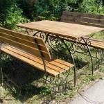 Кованая мебель в г. Куровское