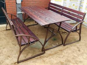 Мебель для сада в г. Куровское