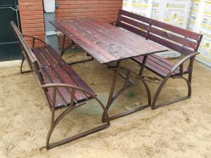Мебель садовая в г. Куровское