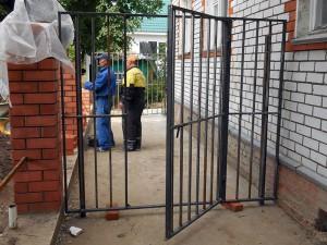 Решетки металлические в г. Куровское