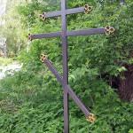 Ритуальный крест в г. Орехово-Зуево